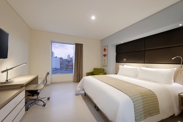 Hotel en Barranquilla